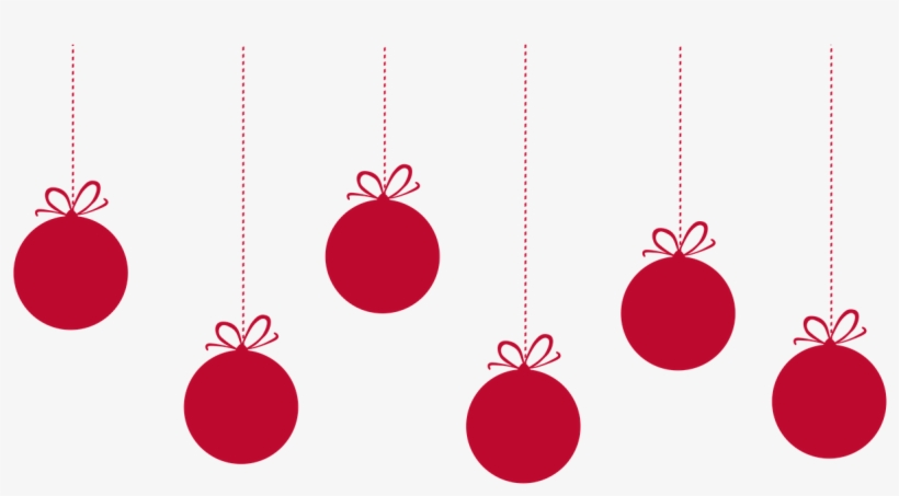 Hanging-ornaments - Christmas Day, transparent png #840202
