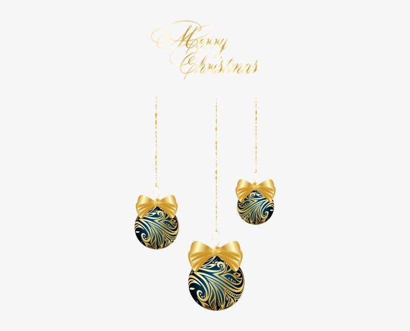 0, - Hanging Balls In Christmas Png, transparent png #840588