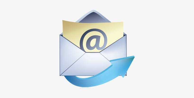 Email Icon Png - Email Icon Vector, transparent png #840977