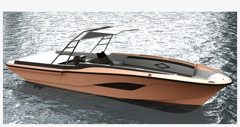 Concept Boat Design Is The Design Work Done For The - Excursion Boats, transparent png #841109