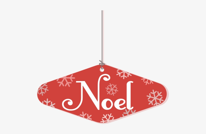 Noel Hanging Ornament - Christmas Hanging Png, transparent png #841237