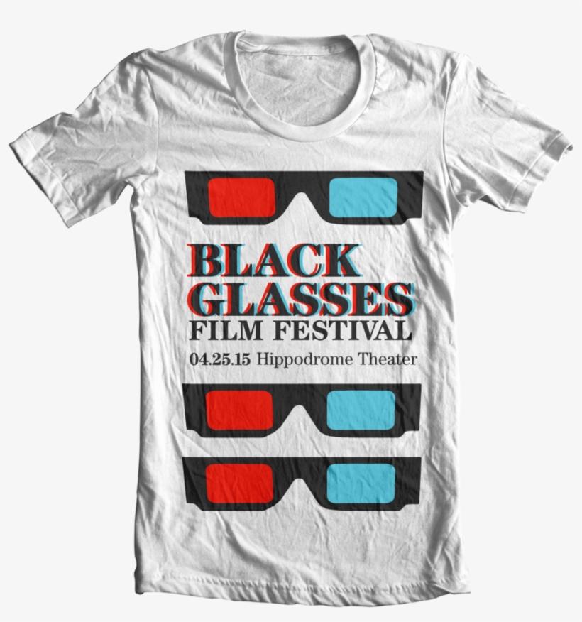 Black Glasses T-shirt - Love My German Shepherd Dog Lover T-shirt, transparent png #842272