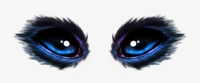 Wolf Eyes Png Banner Royalty Free Stock - Wolf Eyes No Background, transparent png #842467