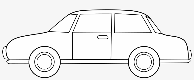 Car Clipart Simple Simple Car Art Drawing Free Transparent Png