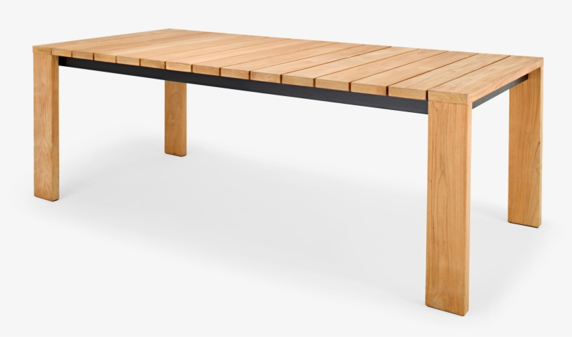 Bronte Dining Table - Eco Outdoor Bronte Table, transparent png #845055