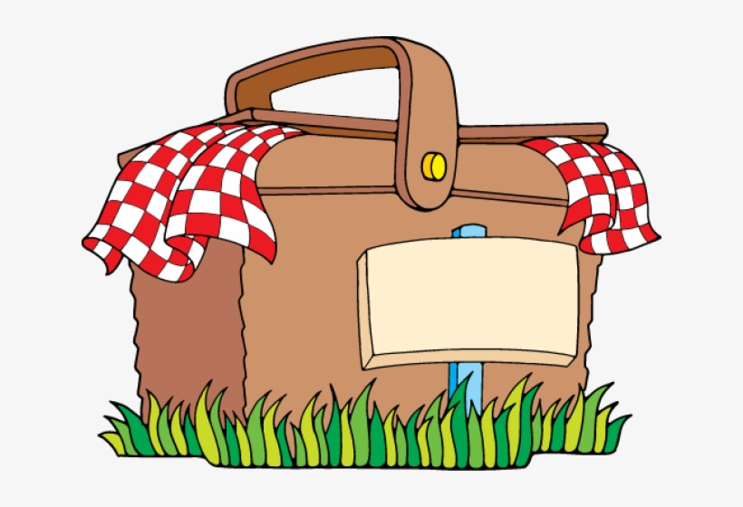 Lunch Time Clip Art Free Clipart Images Cartoon Png Picnic Basket Clipart Free Transparent Png Download Pngkey