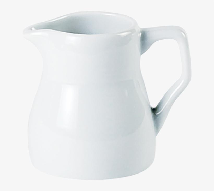Porcelite Traditional Milk Jug 14cl/5oz - Porcelite Traditional Milk Jug, transparent png #845881