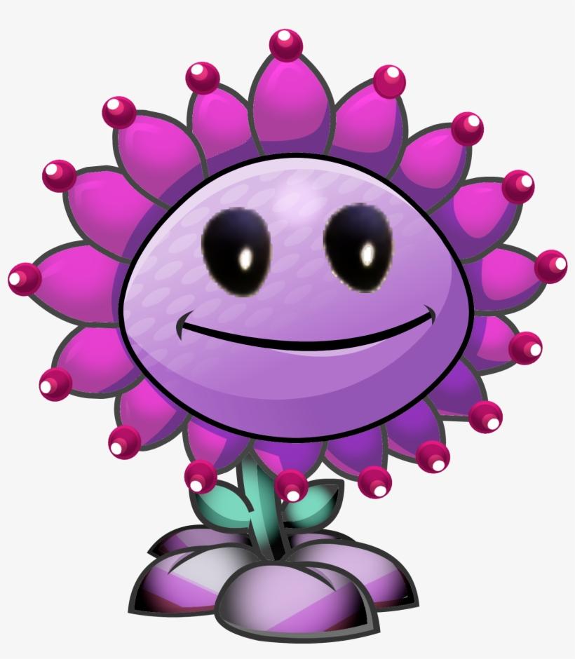 Alien Flower Retrobowser - Plants Vs Zombies Garden Warfare 2 Alien Flower, transparent png #846650