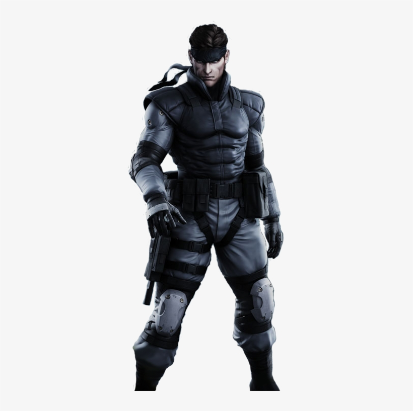 Metal Gear Solid, Sci Fi Characters, Snake, Metals, - Solid Snake Metal Gear Solid 1, transparent png #847138