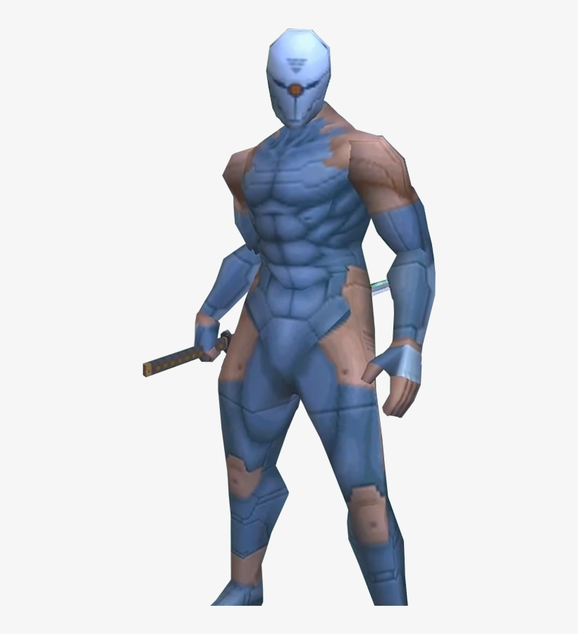 Metal Gear Solid - Gray Fox Metal Gear Solid 1, transparent png #847188
