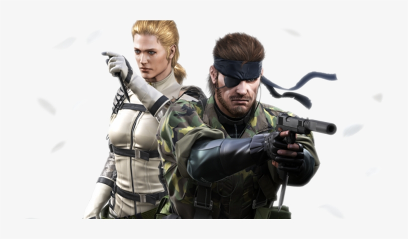 ¿the Boss En Metal Gear - Snake Metal Gear Solid 3, transparent png #847675