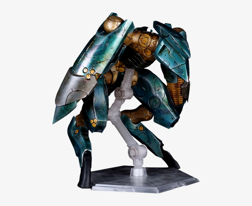 Metal Gear Ray Action Figure - Metal Gear Solid Ray 16 1/2-inch Light-up Action Figure, transparent png #848293