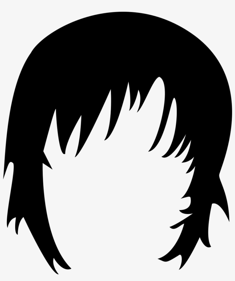 Short Hair Cartoon Male Hair Png Free Transparent Png Download Pngkey