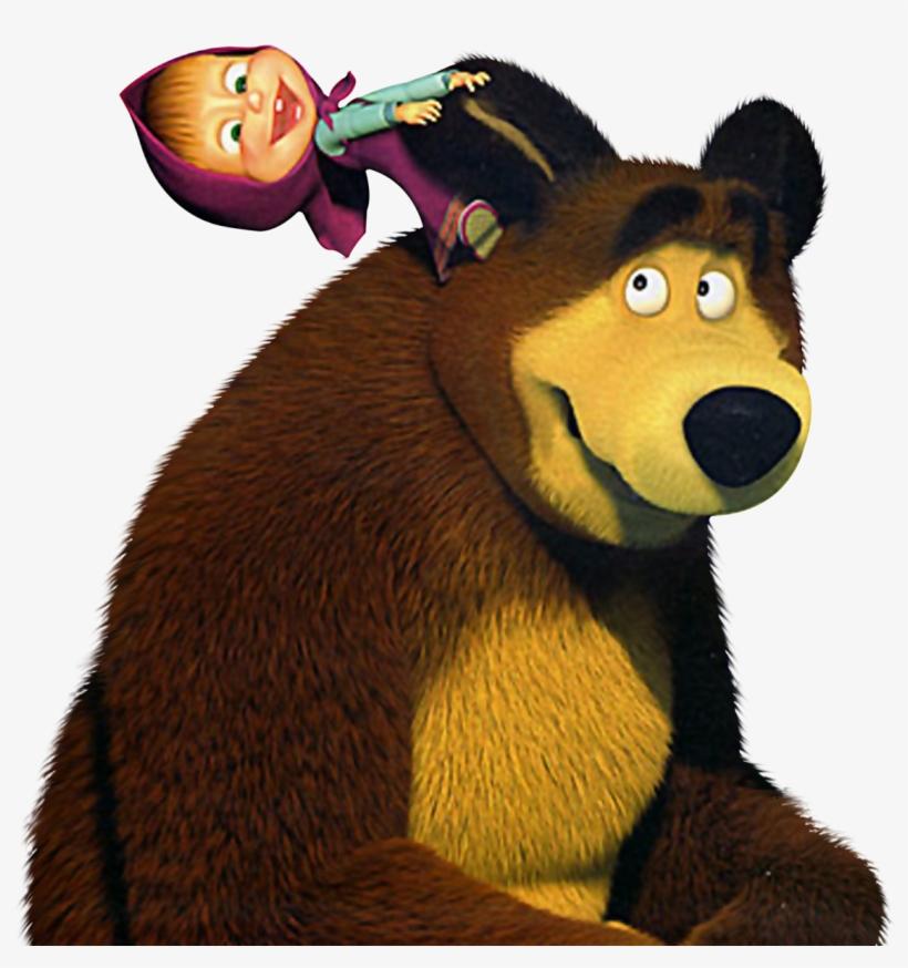 Герои мультфильма маша и медведь в картинках, смешные