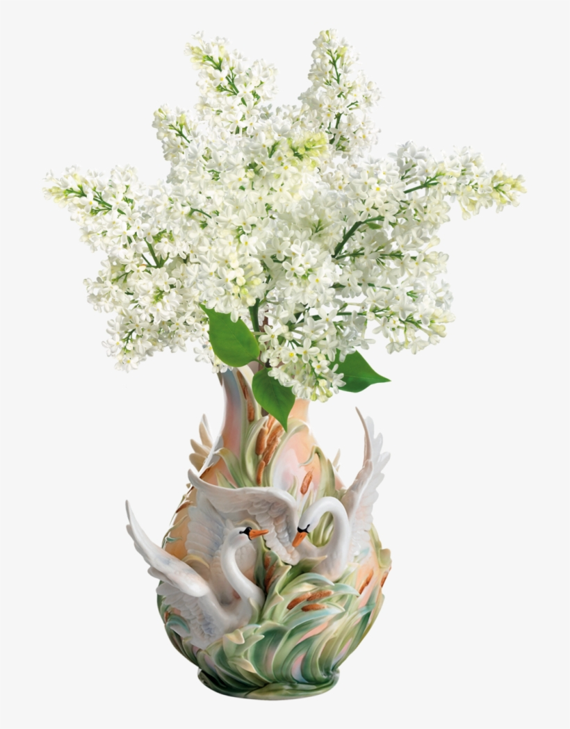 Forgetmenot - Vases - Beautiful Images Of Flower Vase, transparent png #8413831