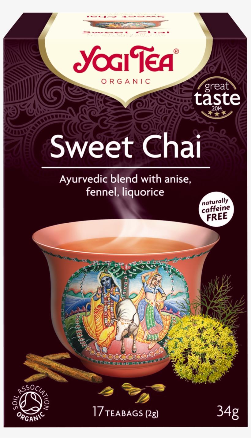 Like - Turmeric Chai - Yogi Tea Sweet Chai, transparent png #8413903