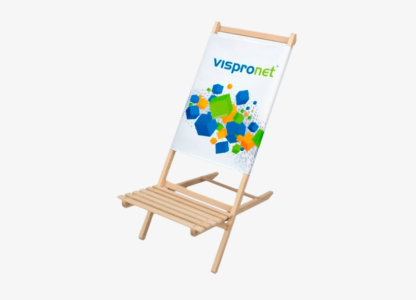 The Promotional Kid's Chair Includes Your Custom Graphic - Folding Chair, transparent png #8416491