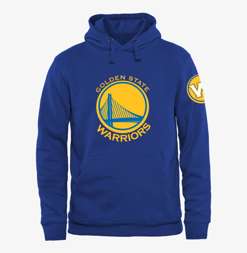 Golden State Warriors Men's Design Your Own Pullover - Golden State Warriors New, transparent png #8419577