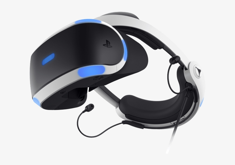 Playstation Vr Review - Ps Vr Headset, transparent png #8429025