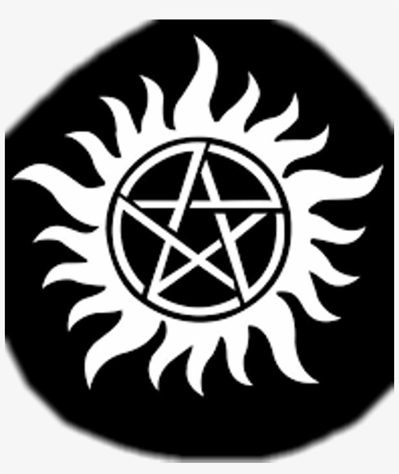 Supernatural Anti Possession Symbol Free Transparent Png Download Pngkey