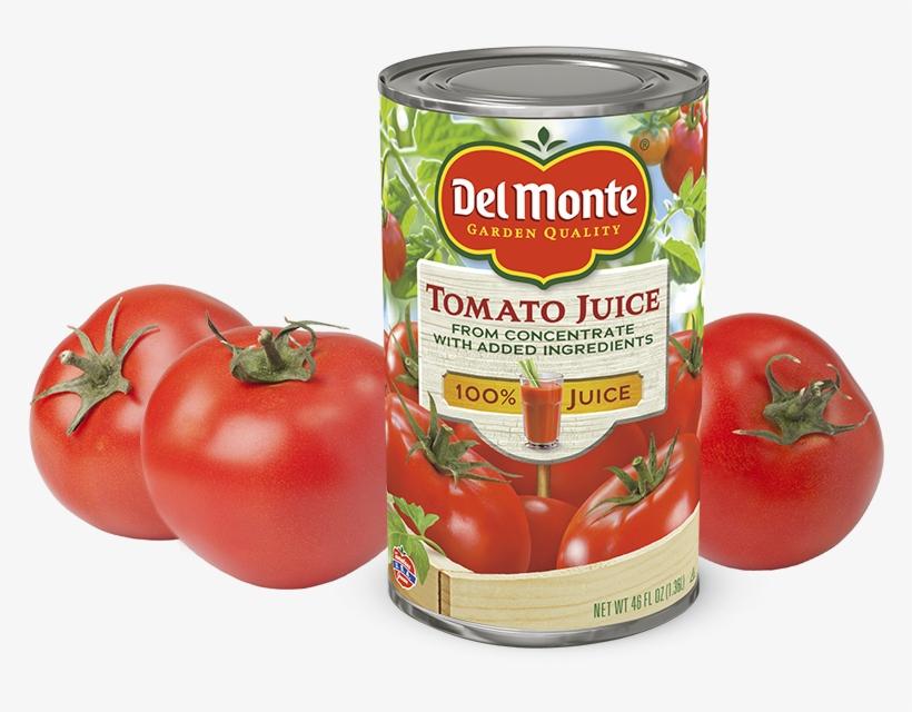All Tomato Juice - Tomato Paste Del Monte, transparent png #8432400