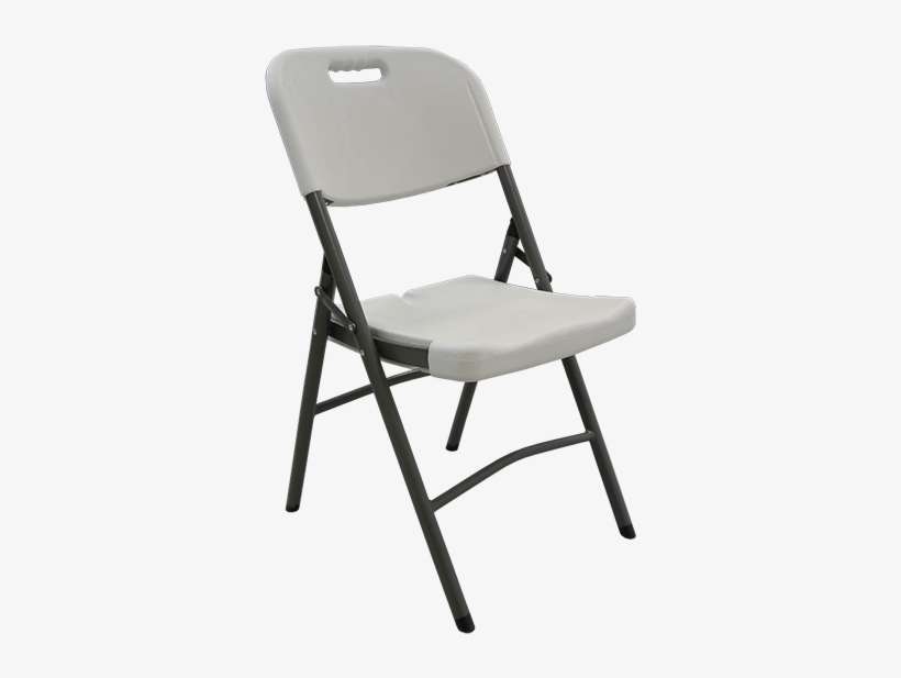 Folding Chairs - Plastic Folding Chairs, transparent png #8441161