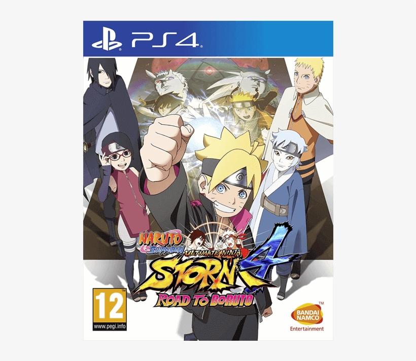 Naruto Shippuden Ultimate Ninja Storm 4 Road To Boruto - Naruto Shippuden Ultimate Ninja Storm 4 Road, transparent png #8458172