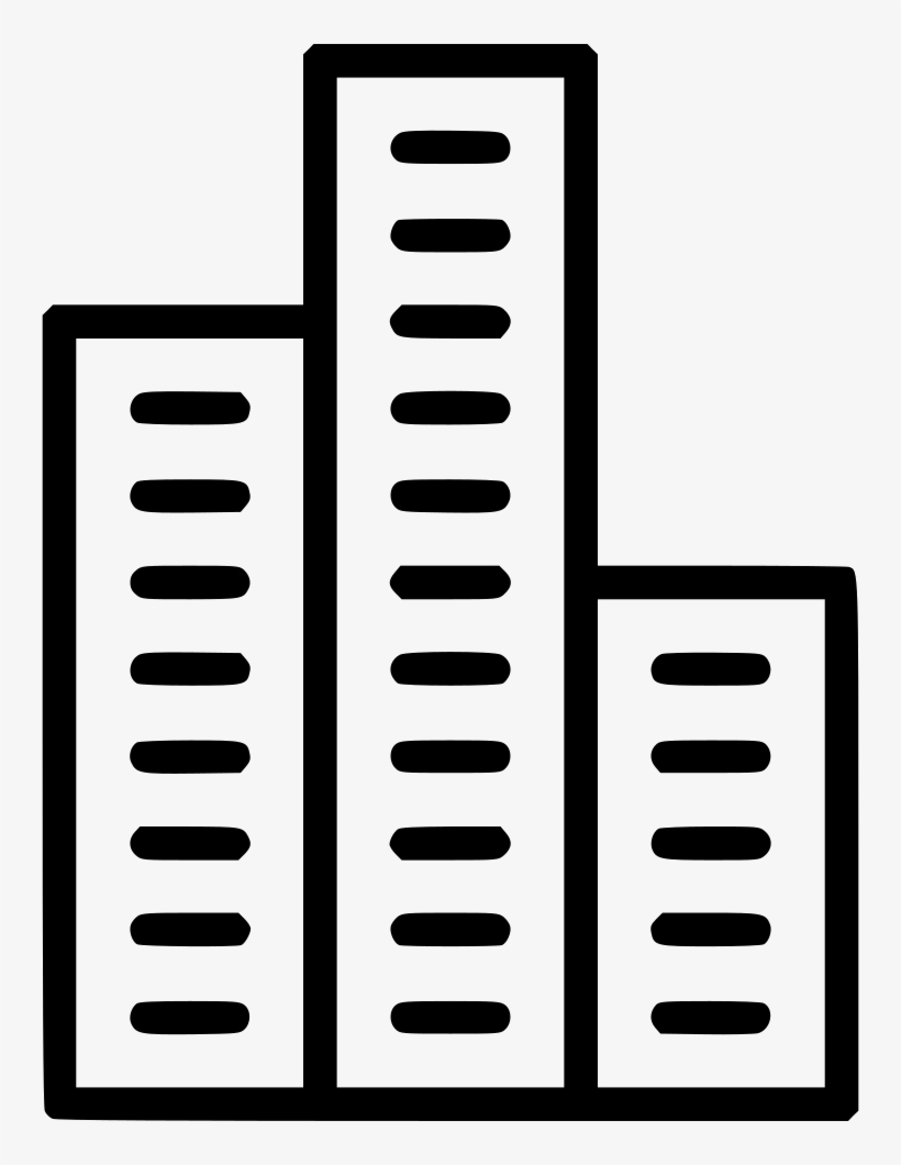 Building Corporate Office Company Institution Financial - Corporate Office Icon, transparent png #8459740