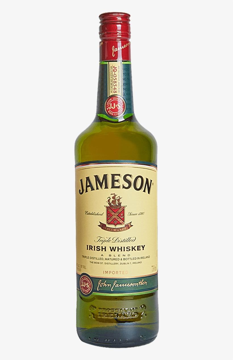Single Product - Jameson - Jameson Irish Whiskey, transparent png #8464767