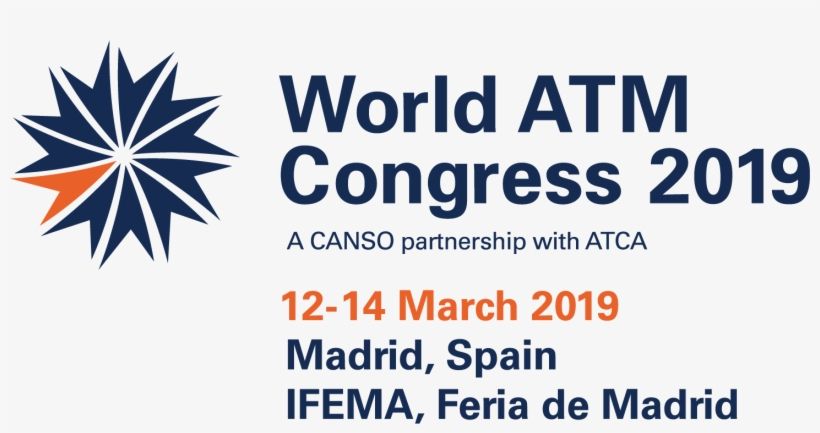 Download Brand Identity Guidelines For World Atm Congress - World Atm Congress, transparent png #8473198
