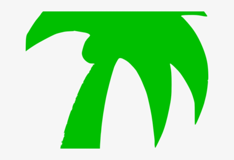 Palm Tree Clipart Palmera - Palm Tree Clip Art, transparent png #8483344