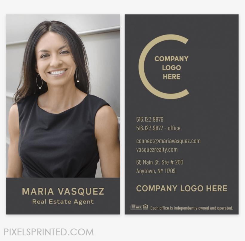 New Century 21 Logo Cards, Century 21 Business Cards, - Century 21 New Logo Business Cards, transparent png #8493898