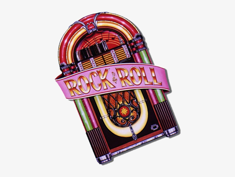 Jukebox Clipart 50's - Juke Box Cutout Party Accessory (1 Count), transparent png #850322