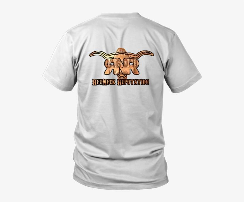Anaconda Redneck Short Sleeve T-shirt - American Flag Firefighter T Shirts, transparent png #851716