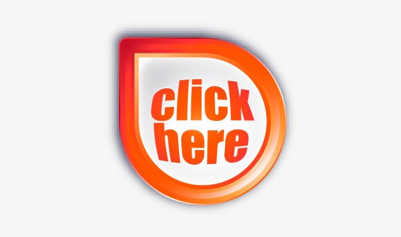 Clickherebutton - Click Here Png Button, transparent png #851778