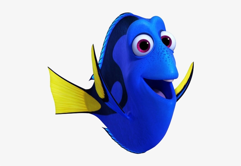 Dory Voice, Disney Pixar, Disney Memes, Dory Characters, - Finding Dory Characters, transparent png #852393