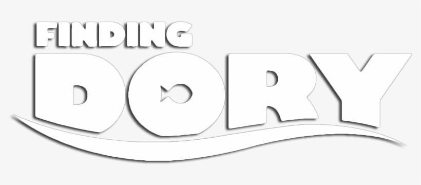 Finding Dory, Movie Fan, Fan, - Finding Nemo Logo White, transparent png #852730