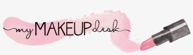 My Makeup Desk Makeup Png Logo Free Transparent Png Download