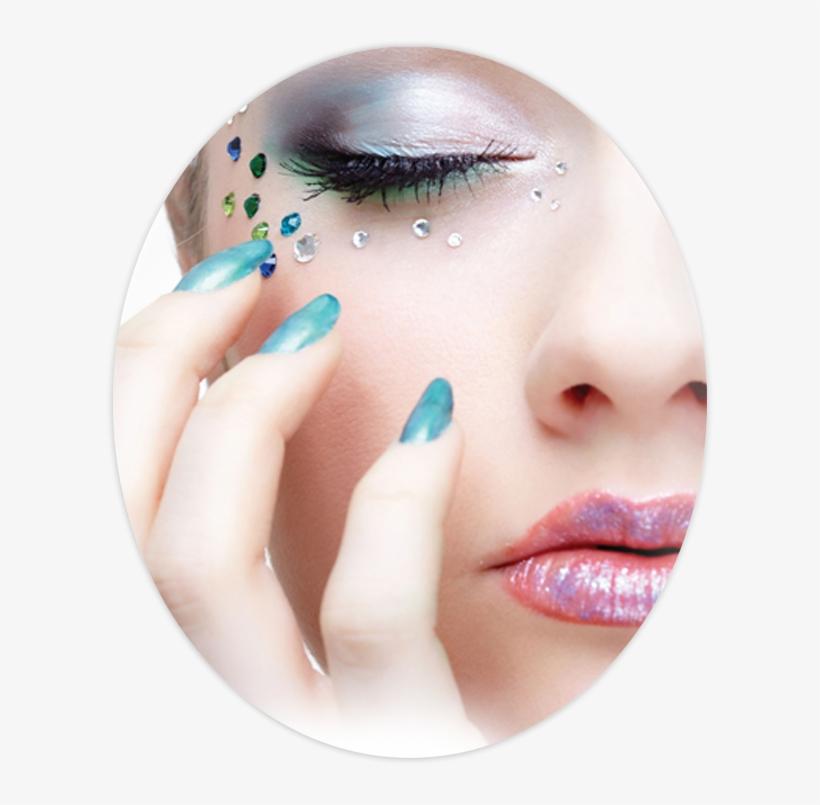 Permanent Makeup - Make Up And Nail Art, transparent png #853550