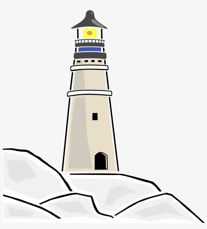 Lighthouse Clip Art Vector Lighthouse Graphics Image
