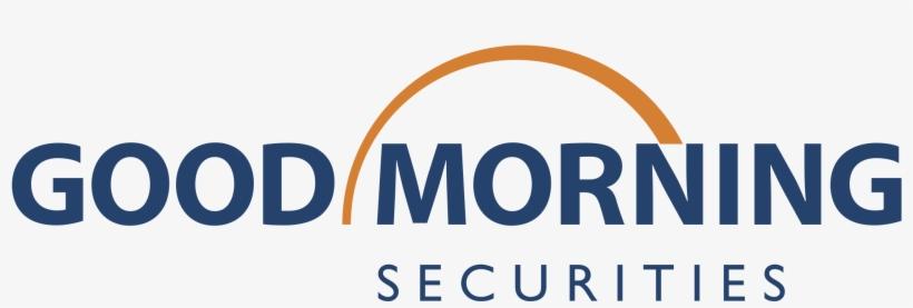 Good Morning Securities Logo Png Transparent - Good Morning, transparent png #855166