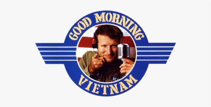 Good Morning Vietnam Title - Good Morning Vietnam Png, transparent png #855225