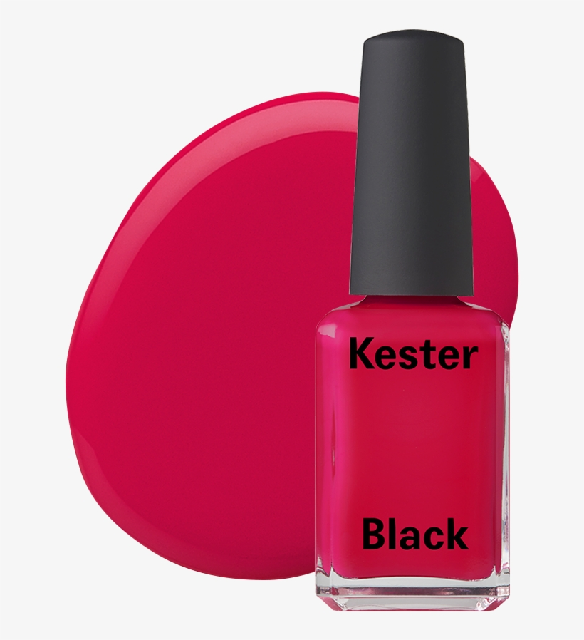 The Ultimate Badass, Blue-undertoned, Cult Red Nail - Nail Polish, transparent png #856036