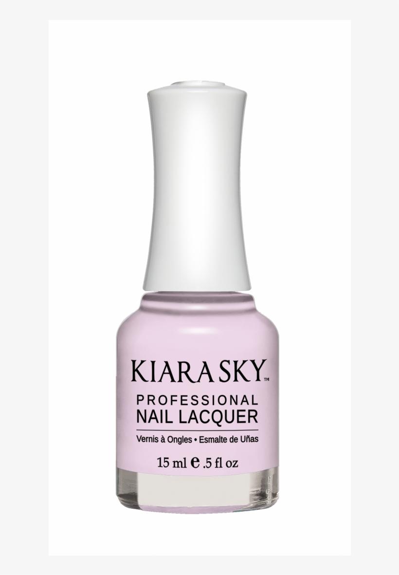 Kiara Sky Nail Polish 15ml - Chit Chat Nail Polish, transparent png #856550