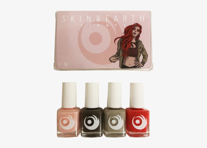 Click For Larger Image - Essie Nail Lacquer, transparent png #856762