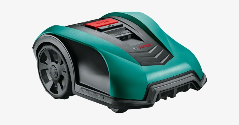 Robotic Lawnmower Indego 400 Connect - Bosch Indego 400, transparent png #857475