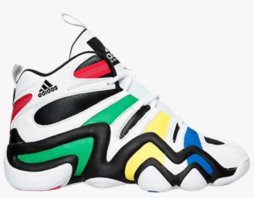 hot sale online 830e3 dd32e Crazy 8  olympic Rings  - Adidas Retro Basketball Shoes