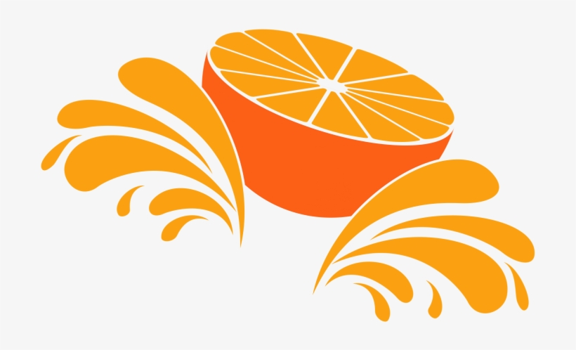 orange juice logo vector logo free transparent png download pngkey orange juice logo vector logo free