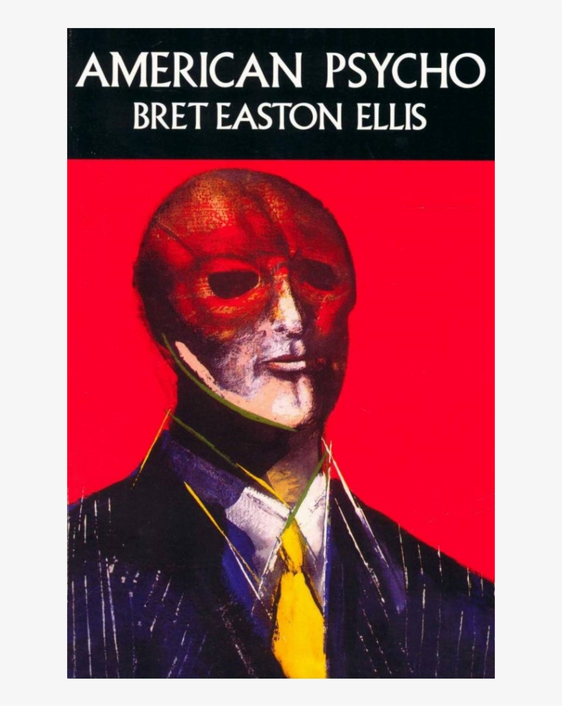 American Psycho - American Psycho First Edition Cover, transparent png #8500606