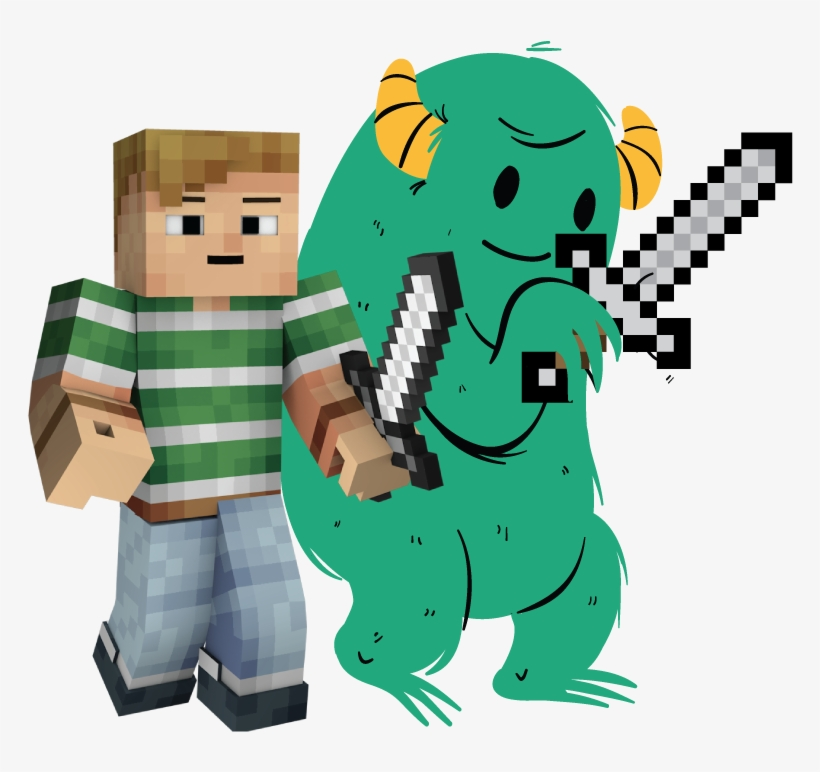 Python Coding With Minecraft Minecraft Topo De Bolo Para